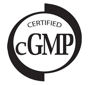 Current Good Manufacturing Practice Certification Logo