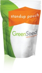 GreenSeed Standup Pouch Mockup